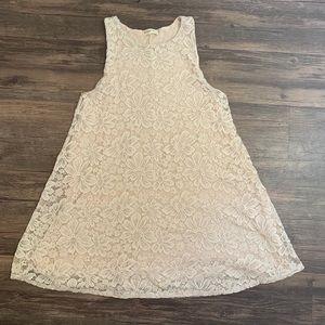 Ginger G Lace Sleeveless Dress
